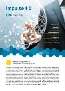 "Newsletter ""Impulse 4.0"" - Ausgabe 01 als PDF"
