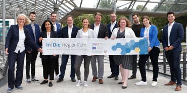 Team von In|Die RegionRuhr