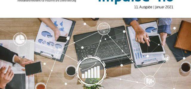 "Newsletter ""Impulse 4.0"" – Ausgabe 11"